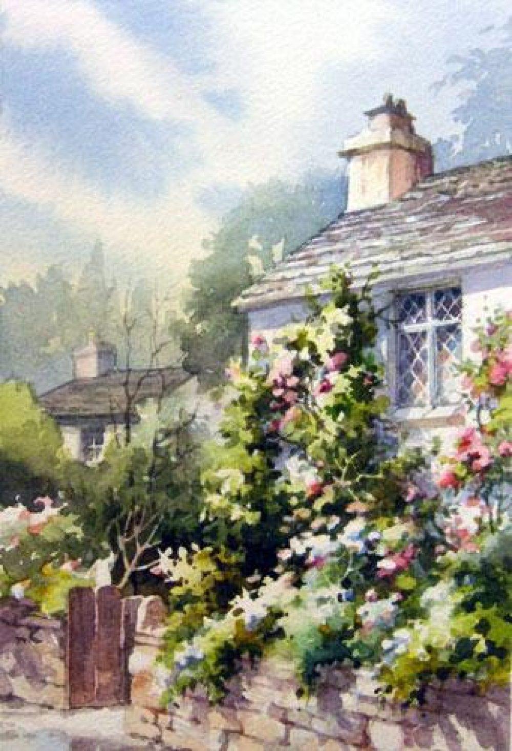 1000x1466 Grasmere England Dove Cottage Roland Lee