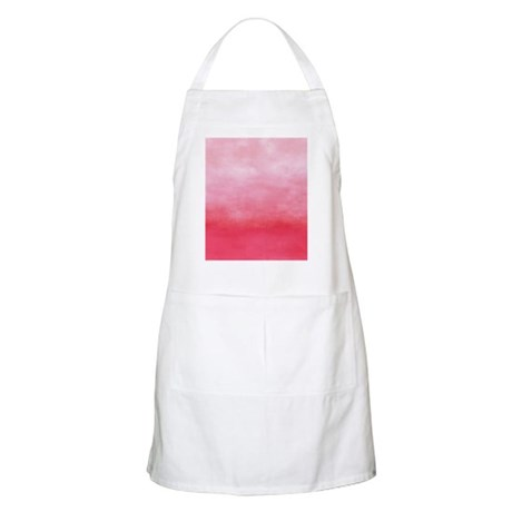 460x460 Cotton Candy Ombre Watercolor Apron By So Chic