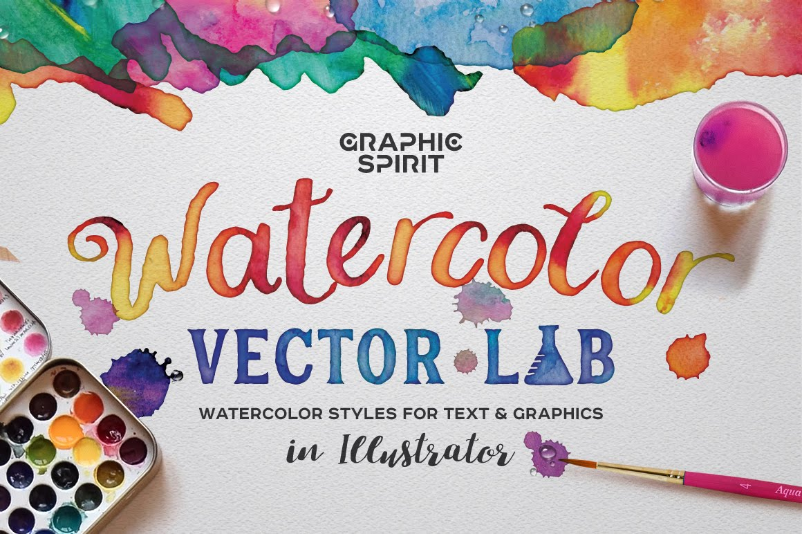 1160x772 Now To Create Watercolor Effect In Illustrator