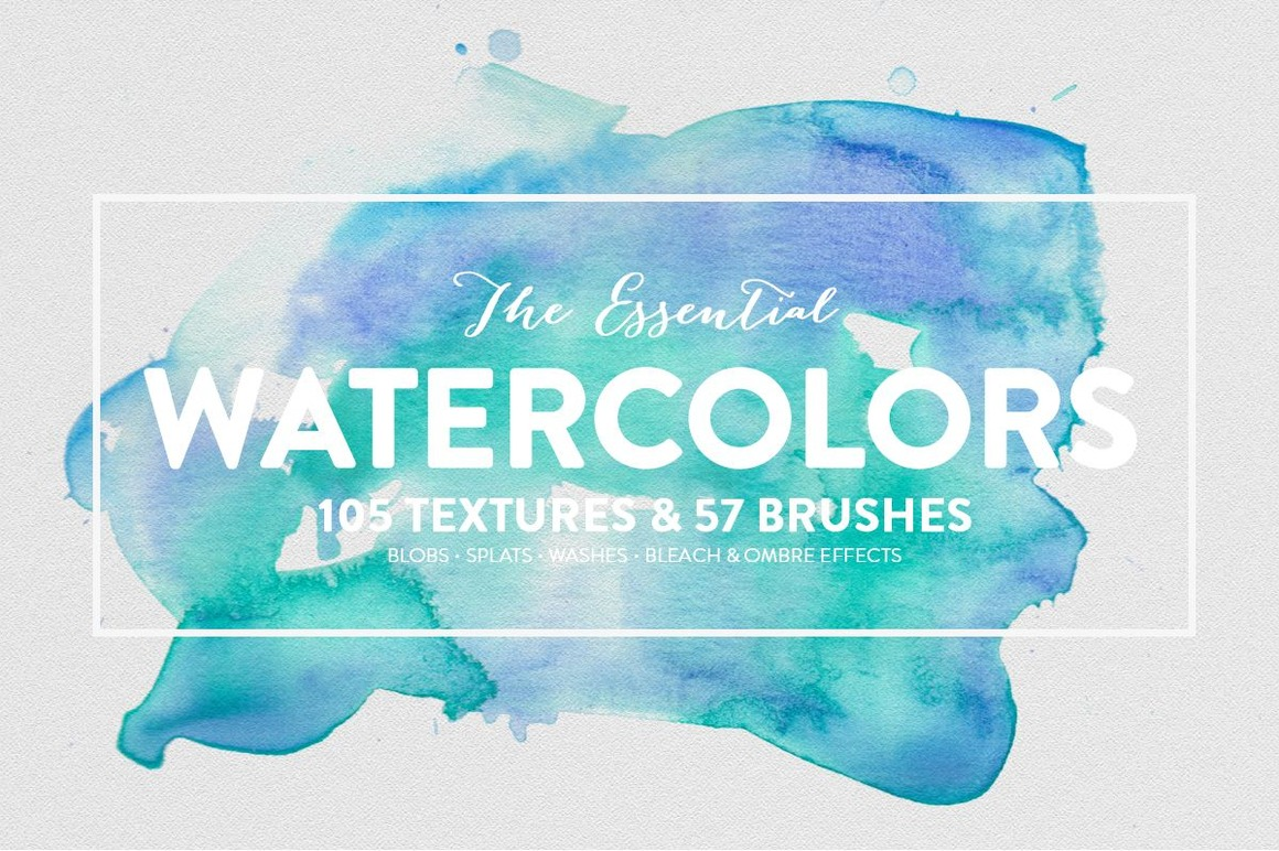 Create Watercolor Effect In Illustrator at GetDrawings com