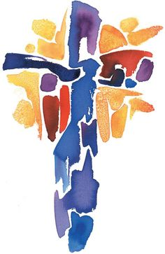 Cross Watercolor