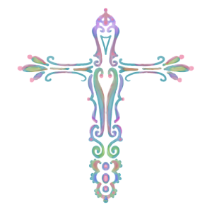 300x300 Hand Painted Watercolor Cross Design By Apostrophe Art Inktale