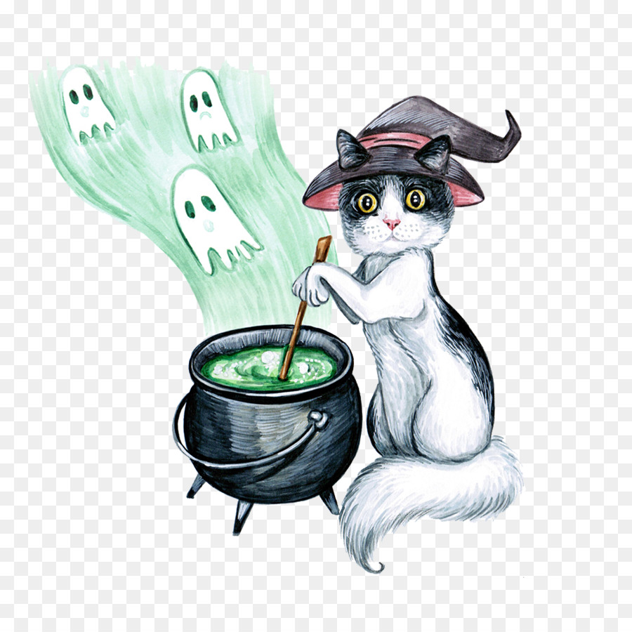 900x900 Download Cat Watercolor Painting Whiskers Hand Painted Watercolor