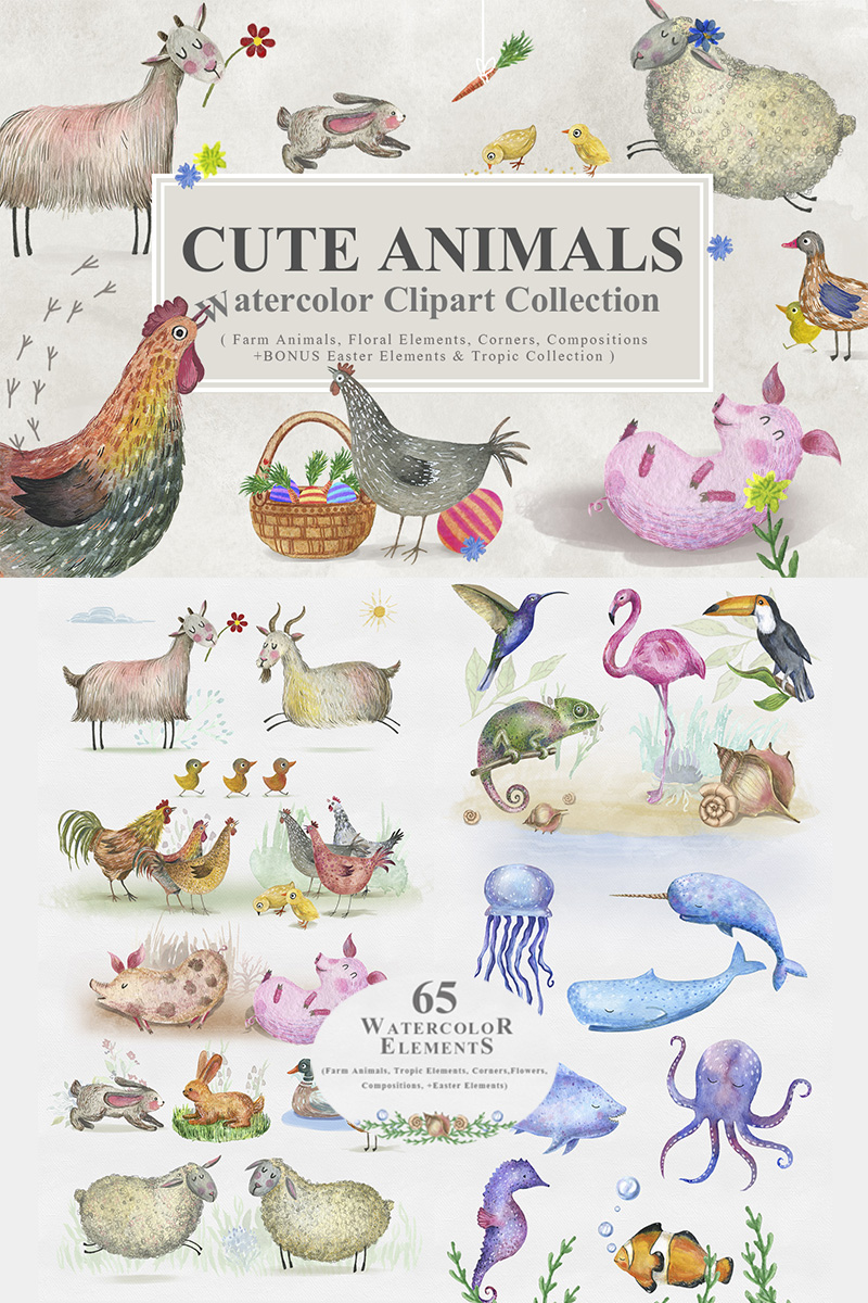 800x1200 Cute Animals