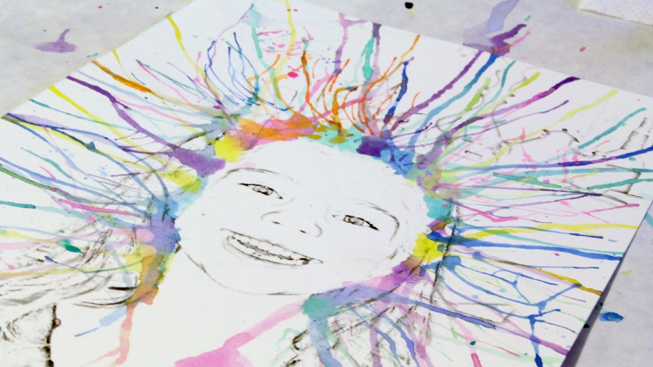 1280x720 How To Create Fun Watercolor Art With Your Kids