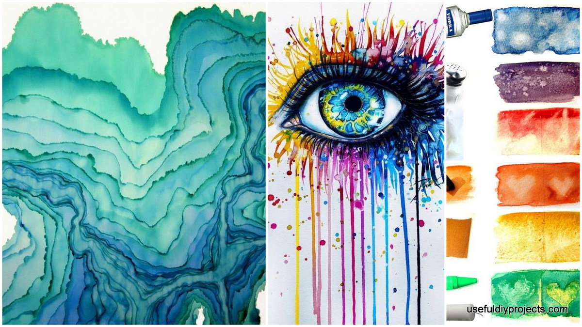 1200x675 15 Watercolor Painting Ideas You Can Do At Home