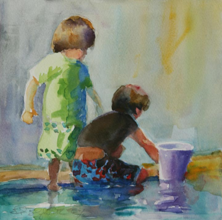 720x713 Daily Paintings By Elizabeth Blaylock, American Impressionist