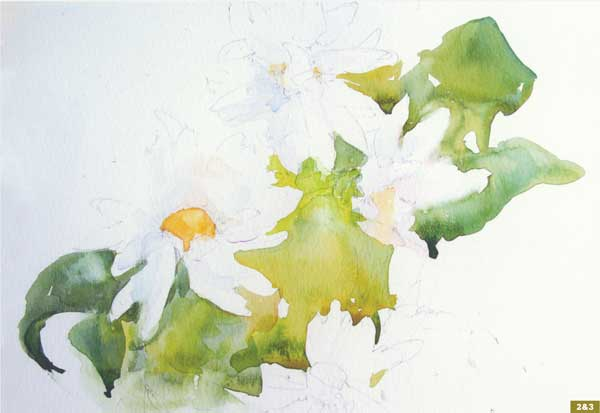 600x413 How To Paint A Watercolor Floral Still Life Step By Step Artist
