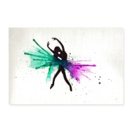 190x190 Ballet Dancer Watercolor By Startnowortomorrow Spreadshirt
