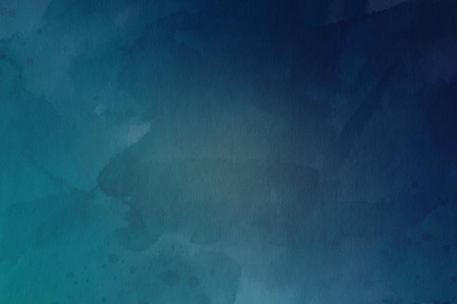 650x433 Dark Blue Watercolor Background Material, Poster, Watercolor, Art