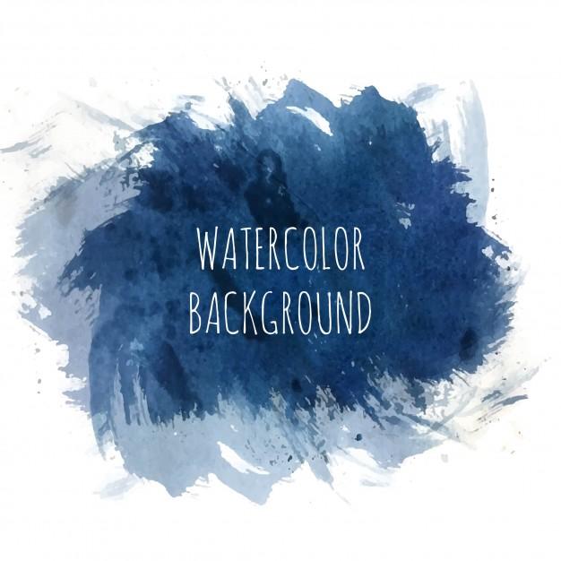 626x626 Dark Blue Watercolor Background Texture Vector Premium Download
