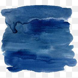 260x261 Dark Blue Watercolor Effect Jitu Watercolor