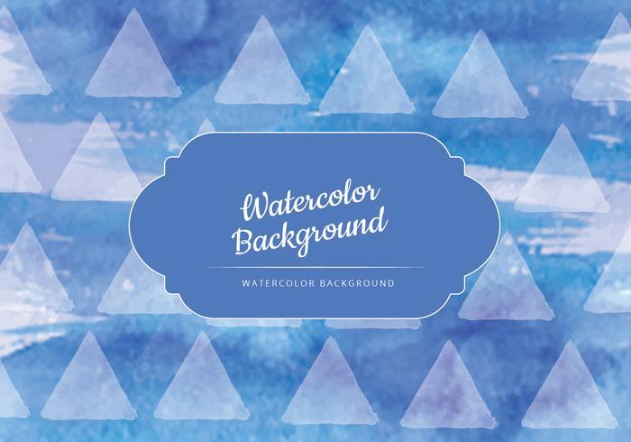 700x490 Vector Dark Blue Watercolor Background