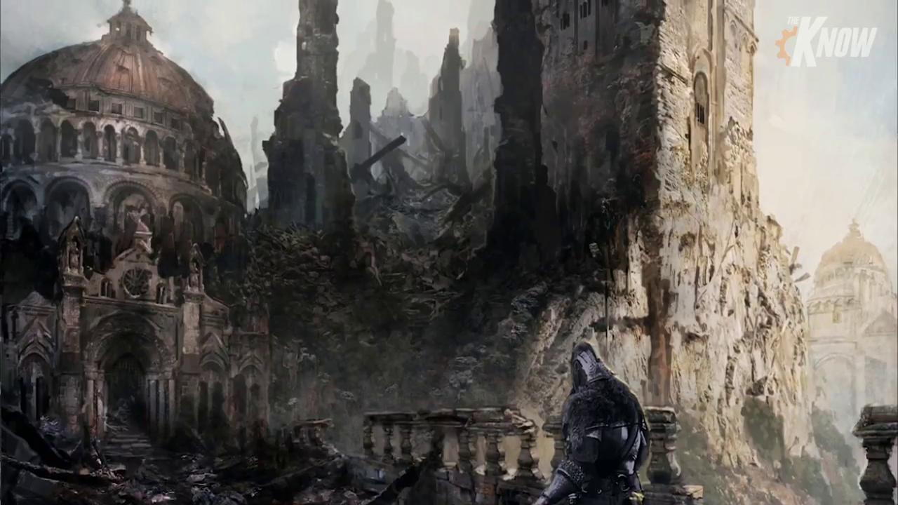 1280x720 Dark Souls 3 Has The Best Art Design In The Series. Darksouls3