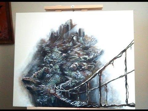 480x360 Dark Souls Art