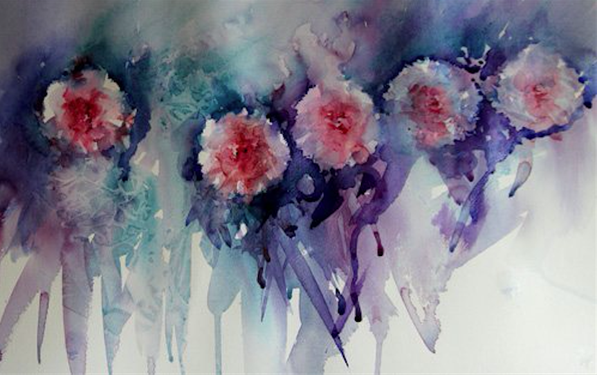 863x542 How To Embrace The Darkest Darks In Watercolor Painting