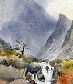 236x274 25 Best Artist David Bellamy Images Watercolor