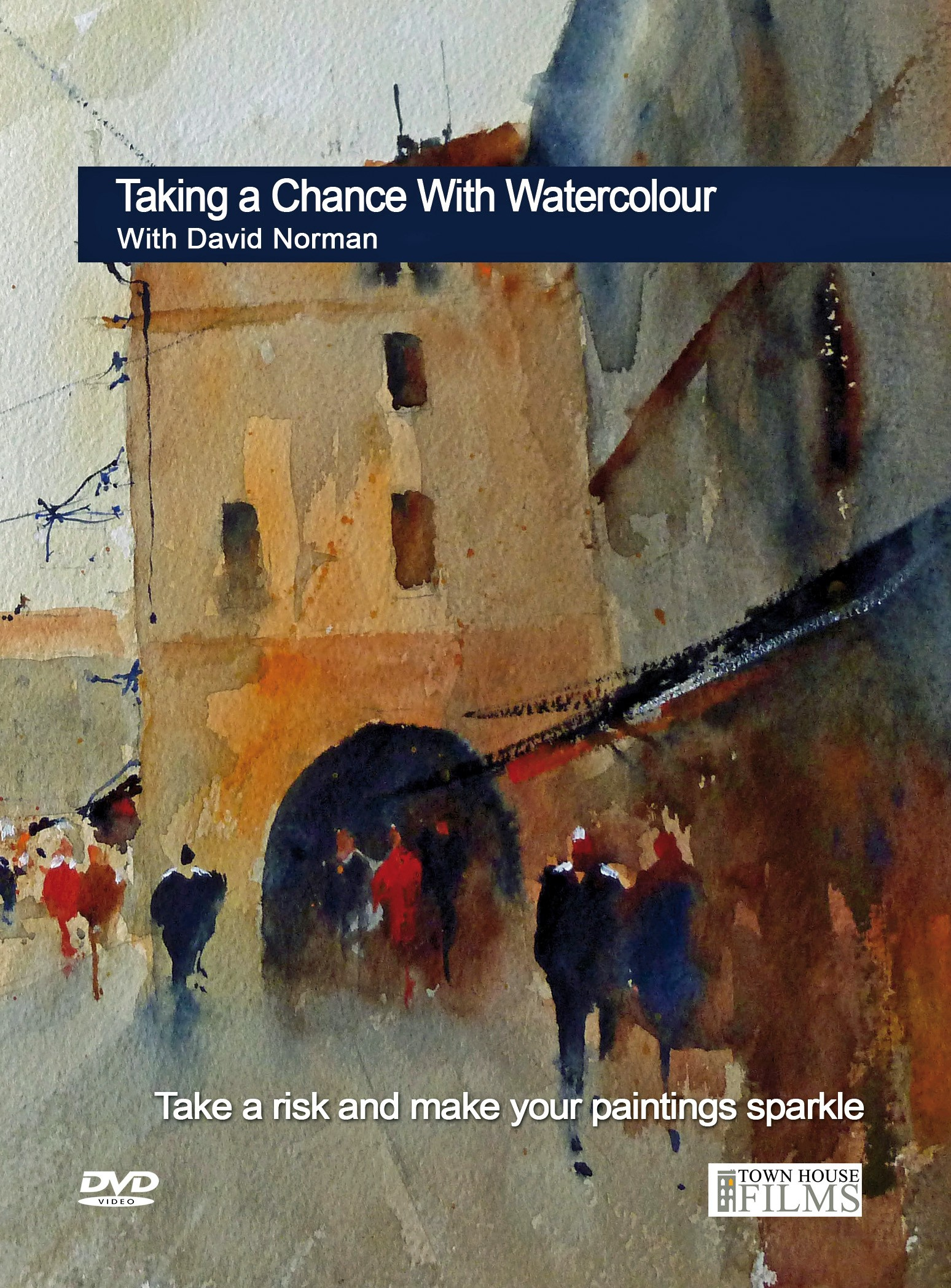 1548x2096 Taking A Chance With Watercolour Dvd With David Norman
