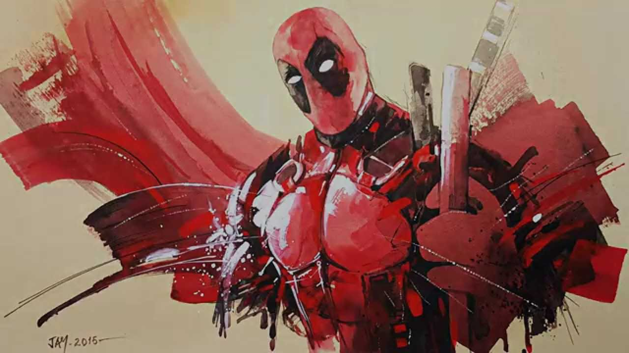 1280x720 Deadpool