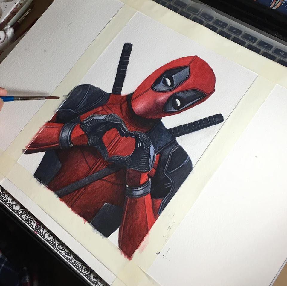 960x955 Deadpool