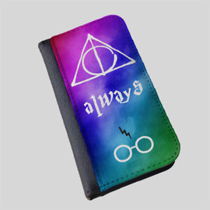 300x300 Deathly Hallows Symbol Harry Potter Always Watercolor Iphone