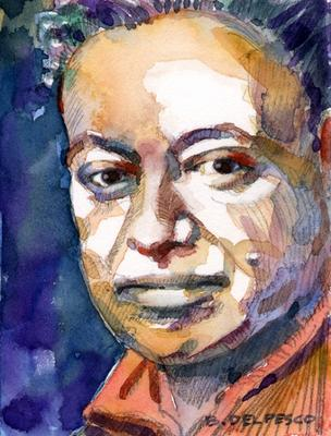 304x400 Mini Portrait Diego Rivera