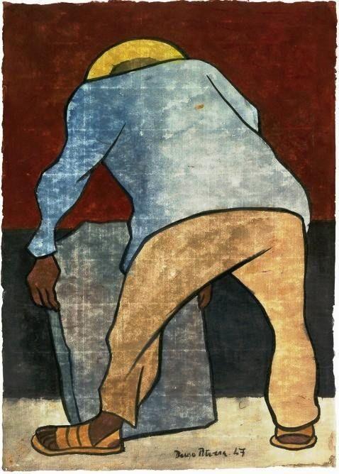 478x668 Artwork By Diego Rivera