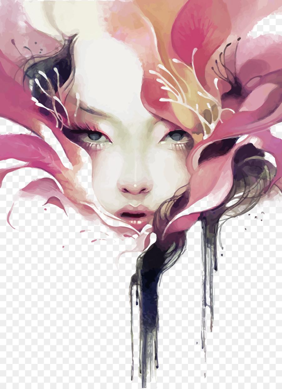 900x1240 Digital Art Digital Painting Printmaking Illustration