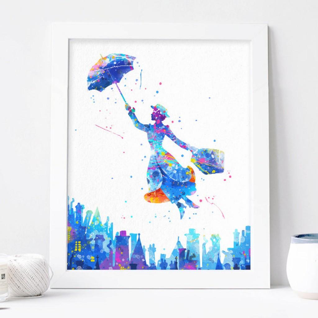 1024x1024 Mary Poppins
