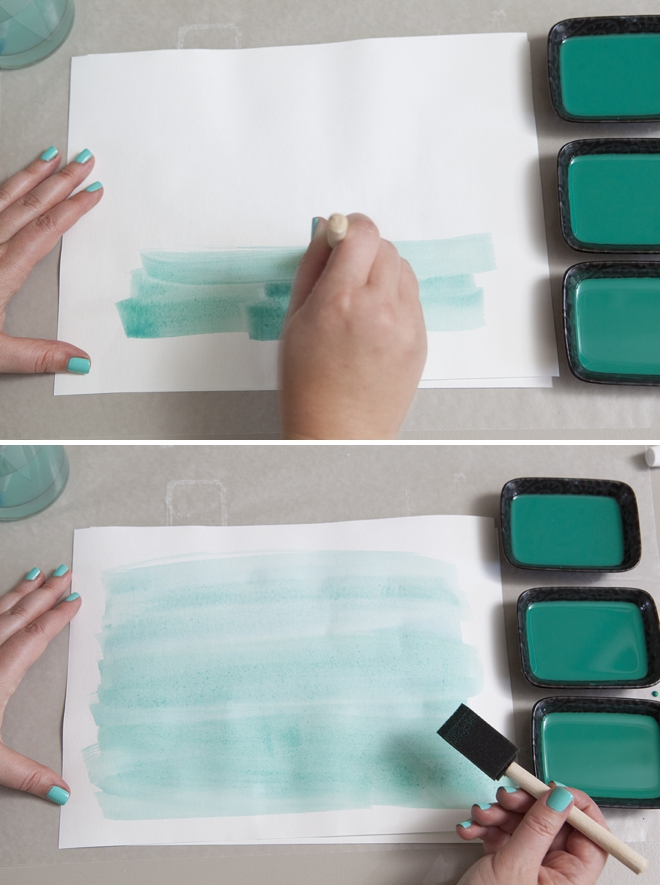 660x885 Learn Exactly How To Diy Watercolor Wedding Invitations!