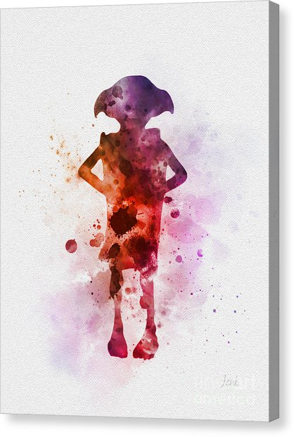 418x622 Dobby Canvas Prints Fine Art America