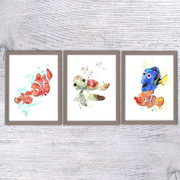 354x354 Best Finding Nemo Art Products On Wanelo