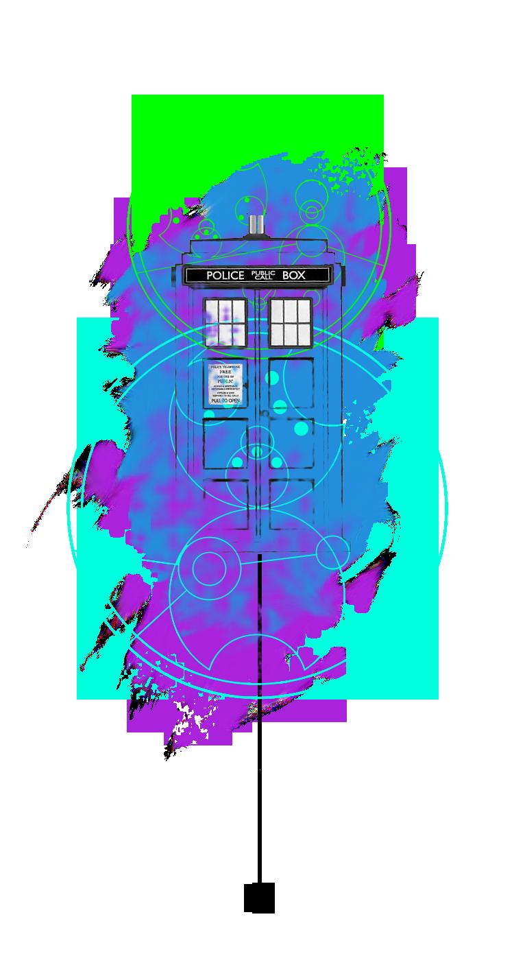 750x1410 Eighth Doctor Tattoo Tardis Seventh Doctor