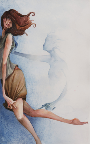 313x500 Watercolor Bachelor Of Fine Arts Degree The American Academy Of