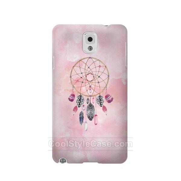 600x600 Dreamcatcher Watercolor Painting Samsung Galaxy Note 3 Case Saving