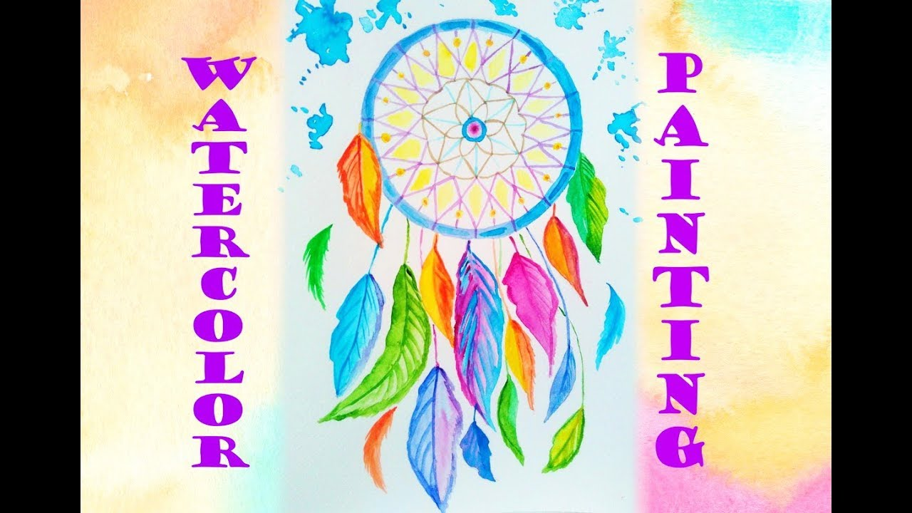 1280x720 Easy Watercolor Painting For Beginners