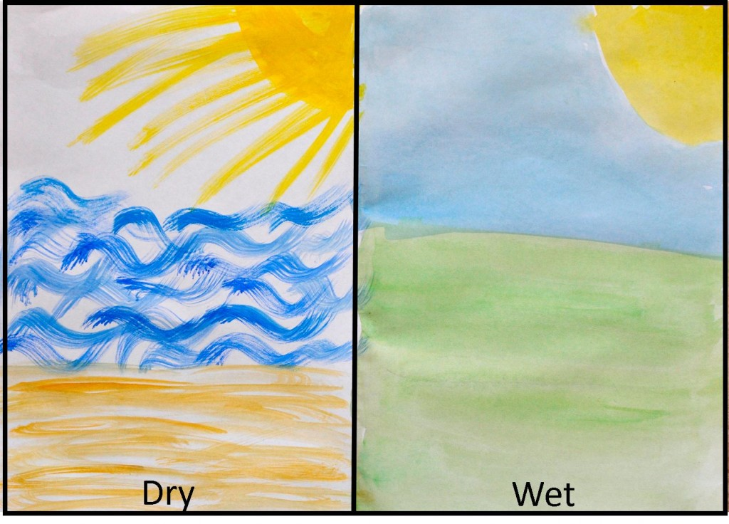 Dry Brush Watercolor Painting at GetDrawings com | Free for