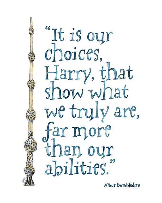 564x705 Harry Potter Happy Birthday Quotes Harry Potter Watercolor Quote