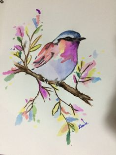 236x314 19 Incredibly Beautiful Watercolor Painting Ideas