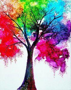 236x301 25 Beautiful Colorful Watercolor Paintings Painting Tutorial Art