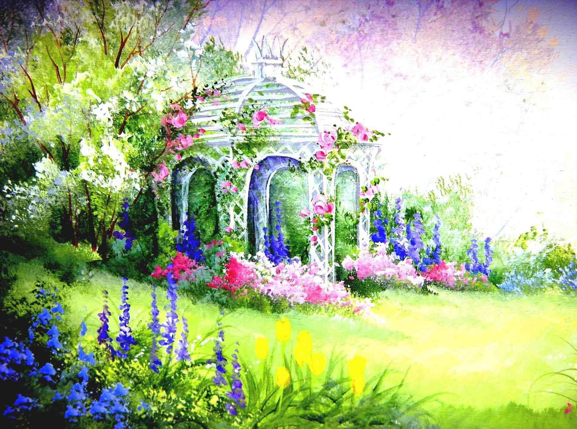 1899x1413 Easy Rharchitecturedsgncom The Easy Watercolor Paintings Of Spring