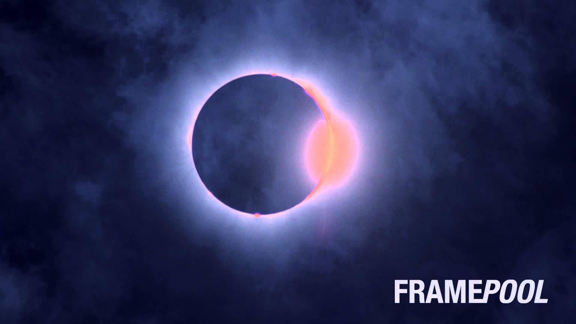 1920x1080 Solar Eclipse Hd Footage