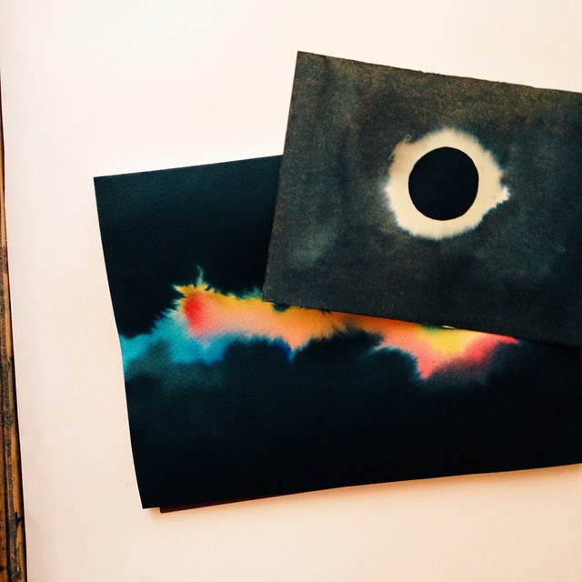 640x640 Solar Eclipse.