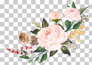 Etsy Watercolor Flowers