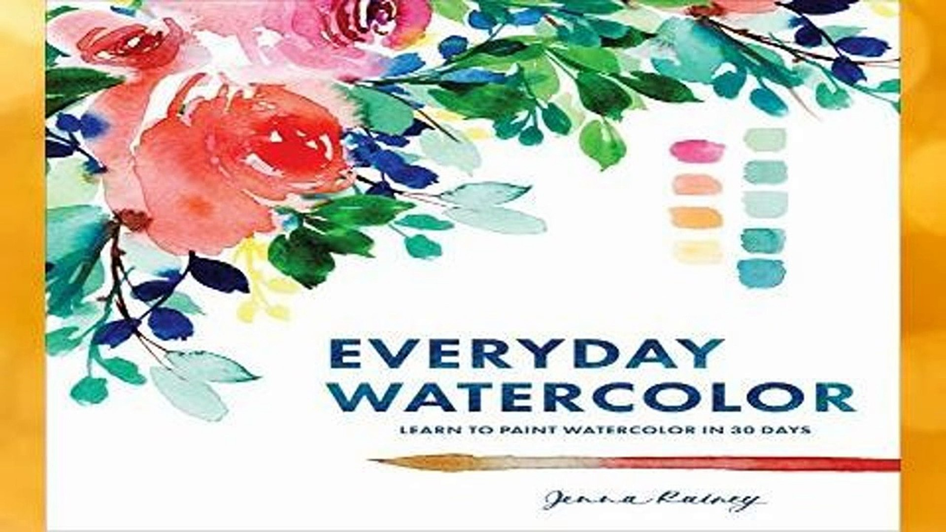 1920x1080 About For Books Everyday Watercolor Learn To Paint Watercolor In