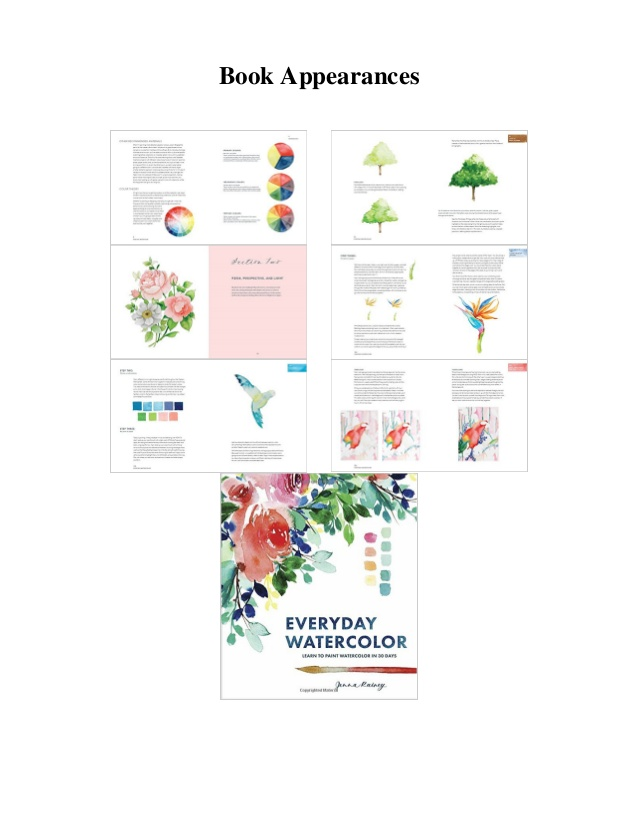638x826 Download Everyday Watercolor Learn To Paint Watercolor In 30 Days