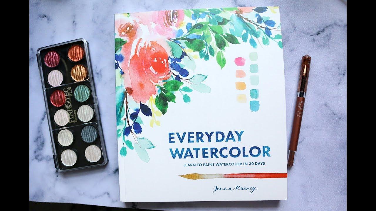1280x720 Amazon Watercolour Haul Mar 18 Fine Tec, Pilot Maica, Jenna