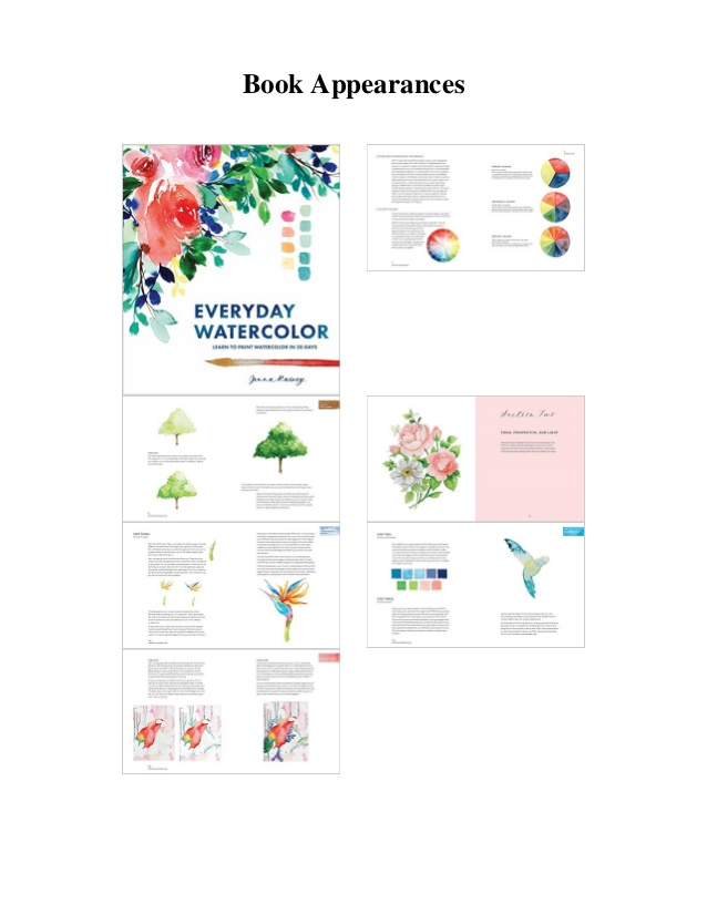 638x826 Pdf] Download Everyday Watercolor Learn To Paint Watercolor In 30