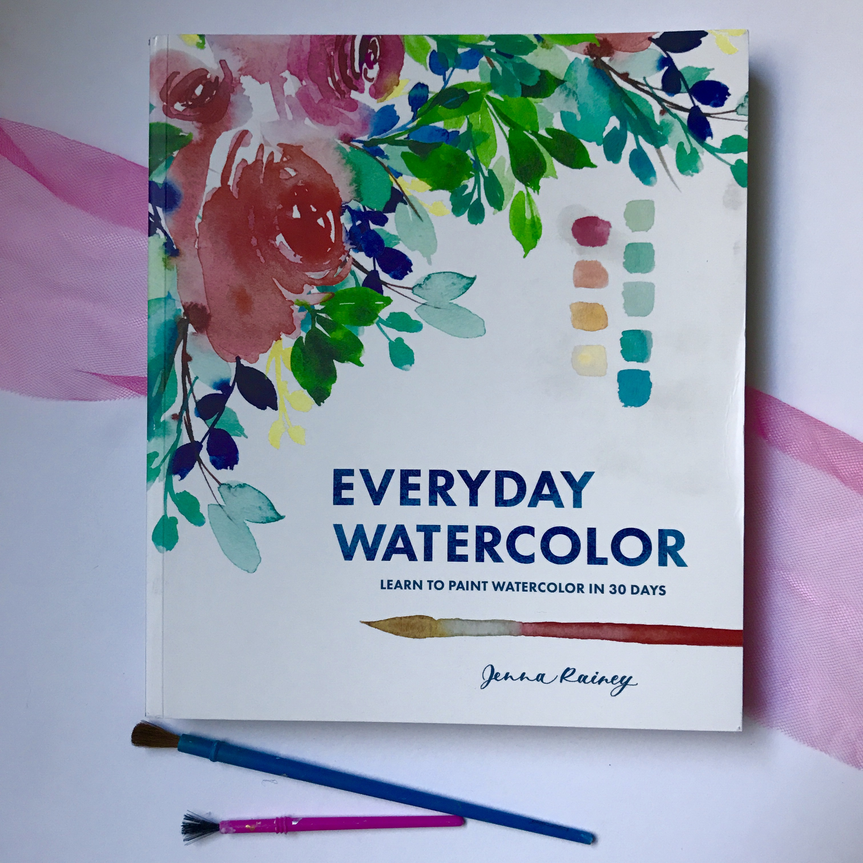 3024x3024 Review Everyday Watercolor Literary Dust