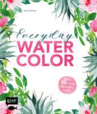 200x235 Books Kinokuniya Everyday Watercolor